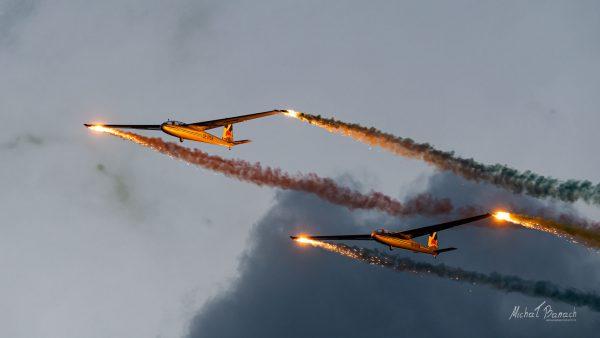 Let L-13 Blanik - The Flying Bulls (fot. Michał Banach)