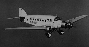 Samolot transportowy Savoia-Marchetti S.73
