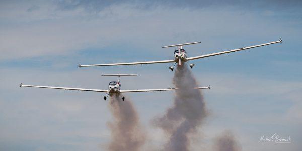Grob G-109B - Aerosparx (fot. Michał Banach)