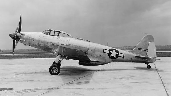 Fisher XP-75 Eagle