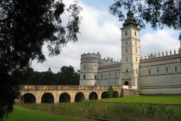 Zamek w Krasiczynie (fot. Dorota Ryst/Wikimedia Commons)