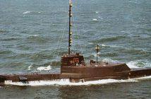 Eksperymentalny okręt podwodny Gymnote