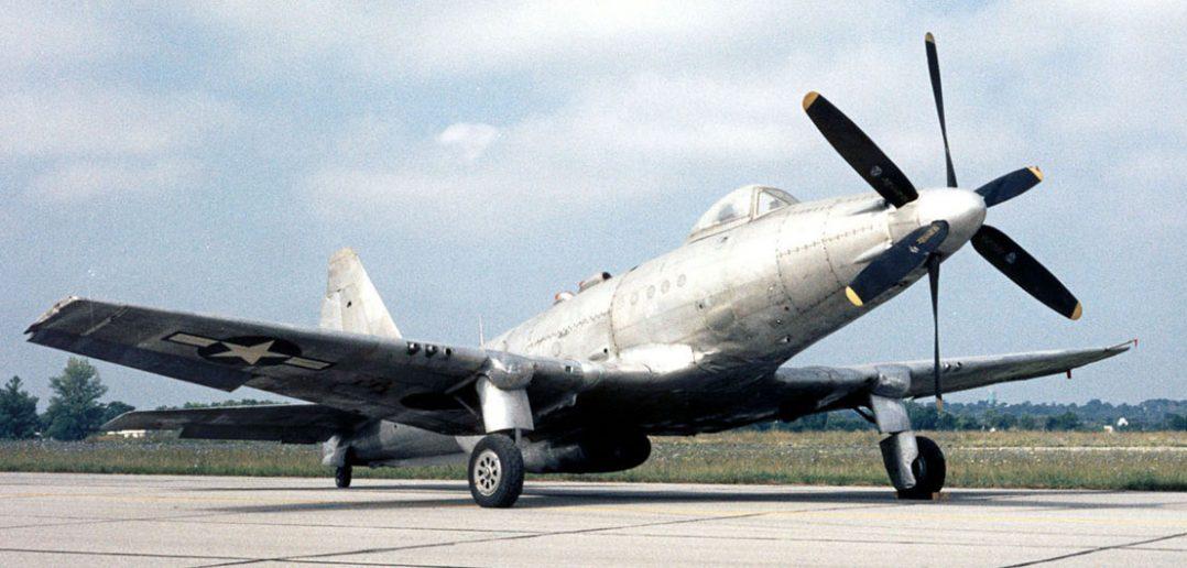 Zapomniany myśliwiec Fisher P-75 Eagle