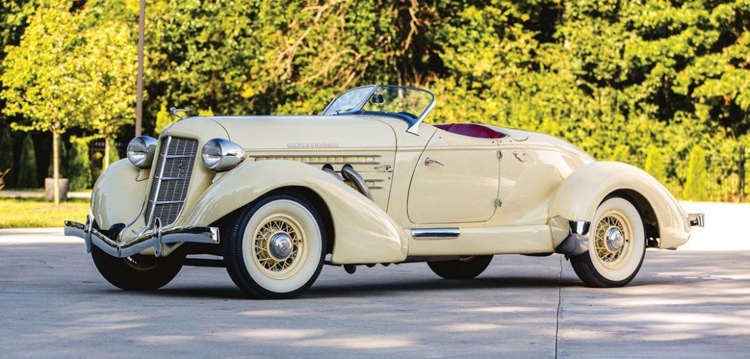 Auburn Eight Supercharged Speedster (1935)