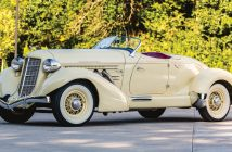 Auburn Eight Supercharged Speedster (1935)