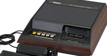 Fairchild Channel F - pierwsza nowoczesna konsola