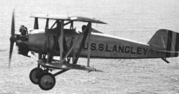 Curtiss Naval Aircraft Factory TS-1