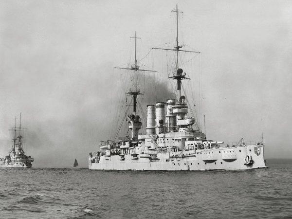 SMS Schleswig-Holstein
