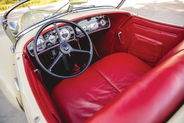 Auburn Eight Supercharged Speedster (fot. RM Sotheby's)