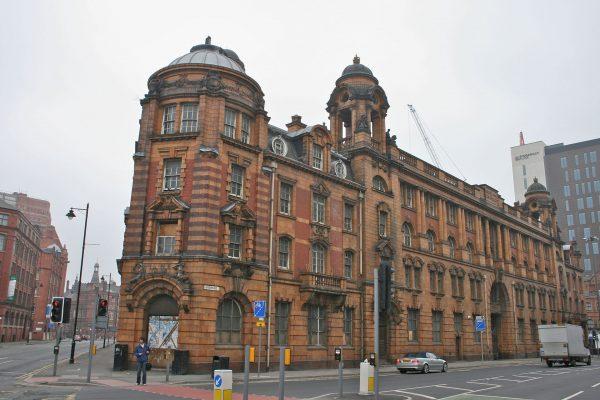 London Road Fire Station (fot. Mike Peel/www.mikepeel.net)