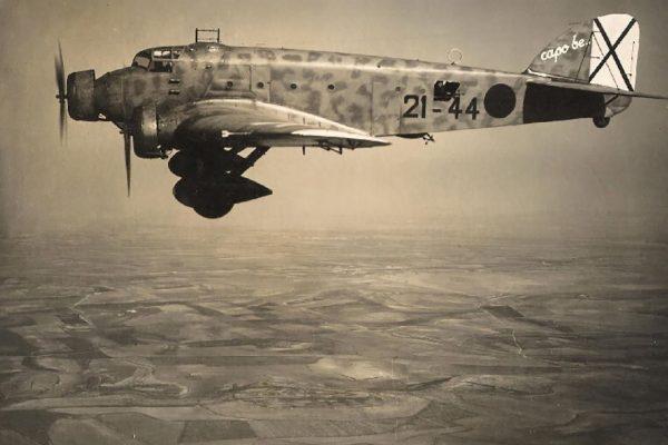 Savoia-Marchetti SM.81 w hiszpańskich barwach