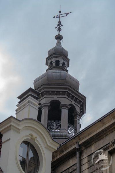 Pałac w Mosznej (fot. Michał Niemczyk)