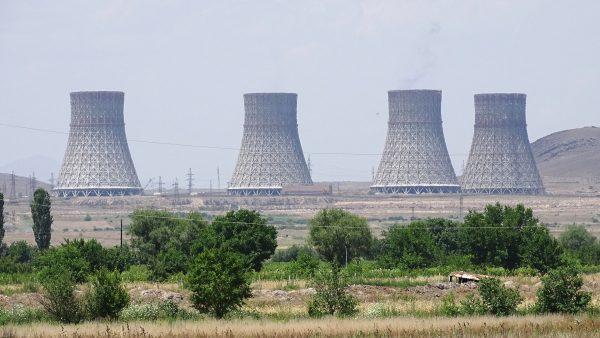 Elektrownia jądrową Metsamor (fot. Adam Jones/Wikimedia Commons)