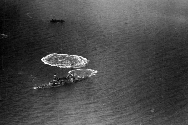 Wrak USS Indiana (BB-1)