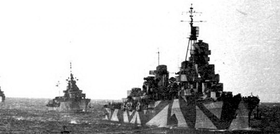 Włoskie lekkie krążowniki typu Capitani Romani
