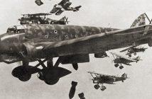Savoia-Marchetti SM.81 - bombowiec, bombowiec nocny i samolot transportowy