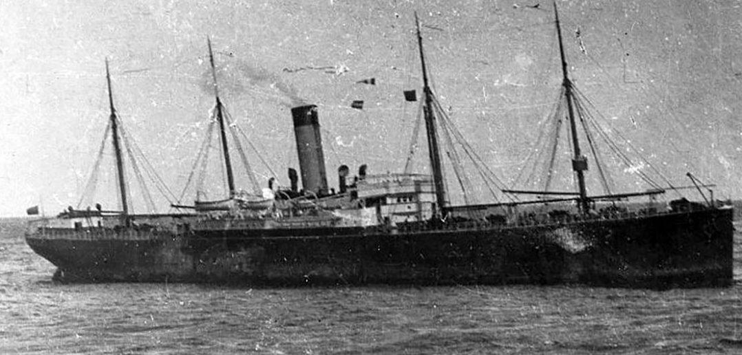 SS Californian - świadek katastrofy i tragedii Titanica