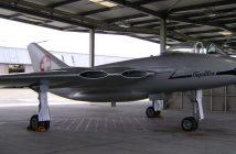F+W N-20 - pierwszy szwajcarski odrzutowiec