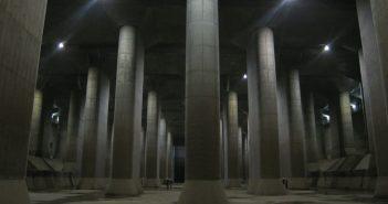 Shutoken gaikaku hōsuiro - niesamowity podziemny kompleks w Tokio