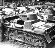 PzKpfw I - pierwszy czołg III Rzeszy