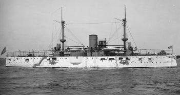 Amerykański pancernik USS Texas (1892)