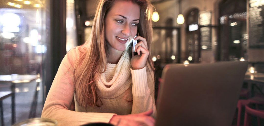 Odbierz telefon, gdziekolwiek jesteś. Wirtualna karta eSIM w Orange Flex