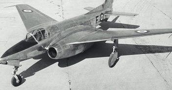 Zapomniany eksperymentalny samolot Nord 1601