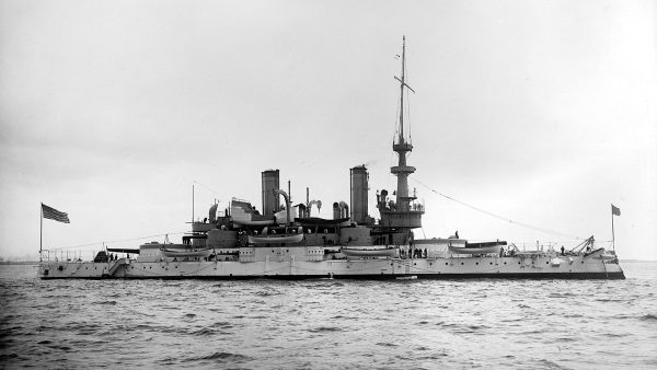 USS Indiana (BB-1)
