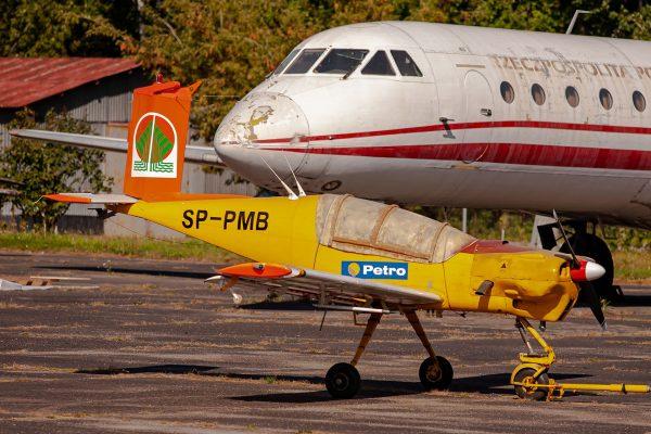 PZL-126P Mrówka 2001 (fot. Daniel Puciłowski)