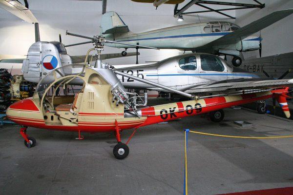 Aero HC-2 Heli Baby (fot. Alan Wilson)