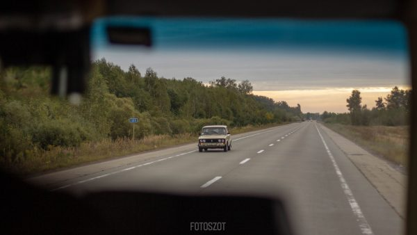 Droga do Czarnobyla (fot. Dawid Szot)