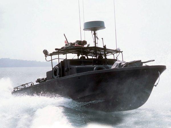 Łódź patrolowa PBR