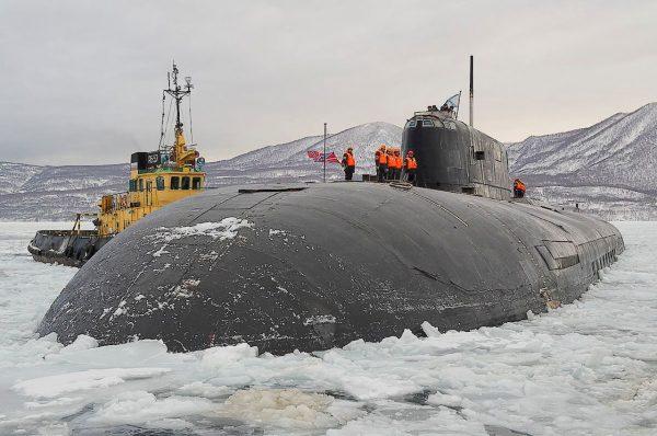 K-150 Tomsk (fot. Sergey Konovalov)