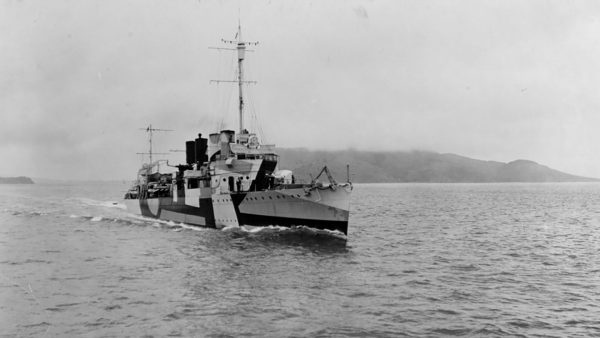 USS Ward (DD-139)