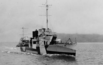 USS Ward - pierwszy obrońca Pearl Harbor