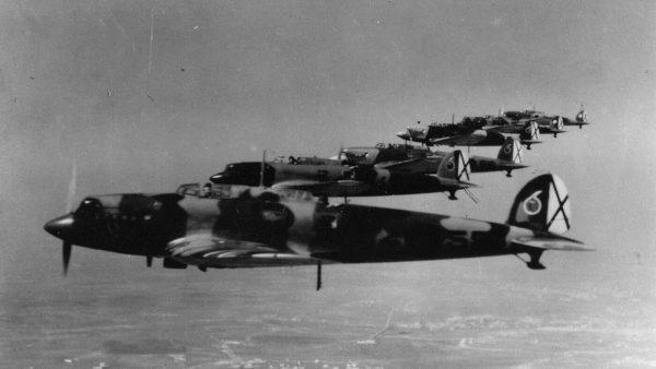 Heinkel He 70 w Hiszpanii