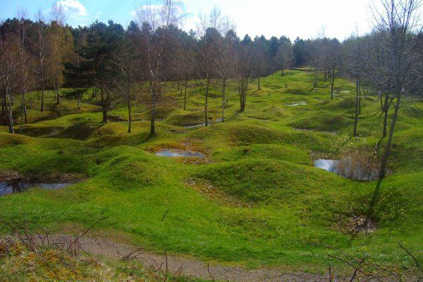 Okolice Verdun współcześnie (fot. Wikimedia Commons)