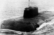 Okręty podwodne projektu 949 (Oscar)