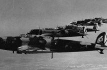 Niemiecki samolot kurierski i rozpoznawczy Heinkel He 70 Blitz