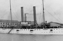 Kanonierka USS Nashville (PG-7)