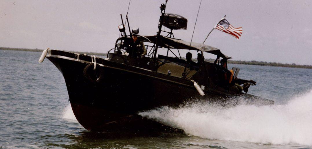 Amerykańskie łodzie patrolowe PBR
