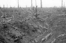 Zone rouge - smutna pamiątka po I wojnie światowej