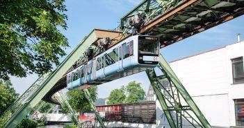 Kolej podwieszana Wuppertaler Schwebebahn