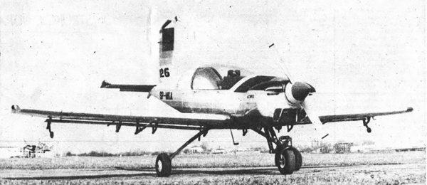 PZL-126 Mrówka