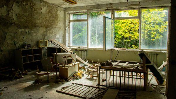 Czarnobyl (fot. Dawid Szot)