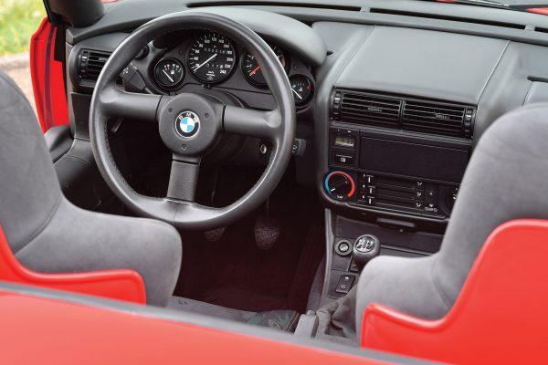 BMW Z1 (fot. Tim Scott/Courtesy of RM Sotheby's)
