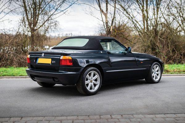 BMW Z1 (fot. Diana Varga/Courtesy of RM Sotheby's)