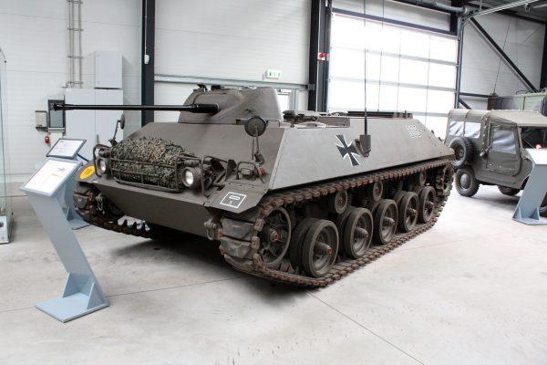 SPz 12-3 (fot. Banznerfahrer/Wikimedia Commons)