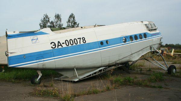 An-2E (fot. Alan Wilson/Wikimedia Commons)