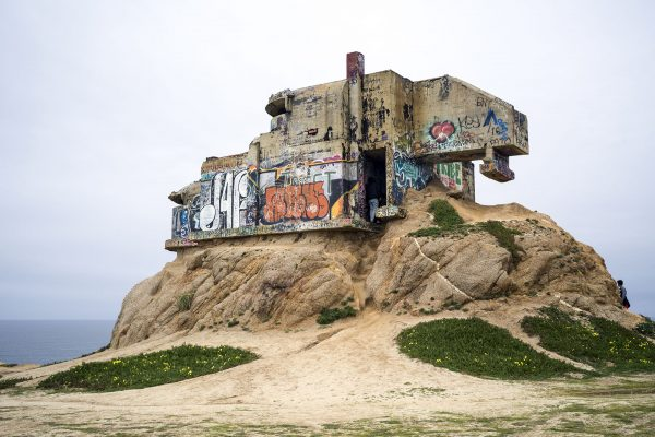 Devil's Slide Bunker (fot. Christopher Michel)